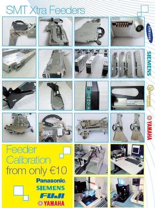 Siemens 2013 Feeders