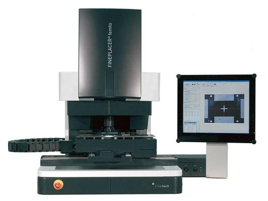 FINEPLACER® femto2  - Automated Sub-Micron Die Bonder