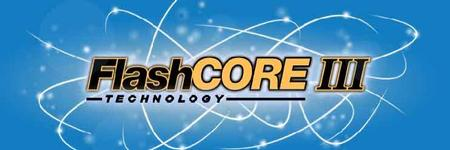 FlashCORE III, Data I/O's latest programming architecture, increases download and read/write speed by as much as a factor of ten.