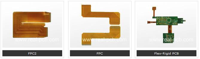 Flex PCB/Flex- Rigid PCB Fabrication