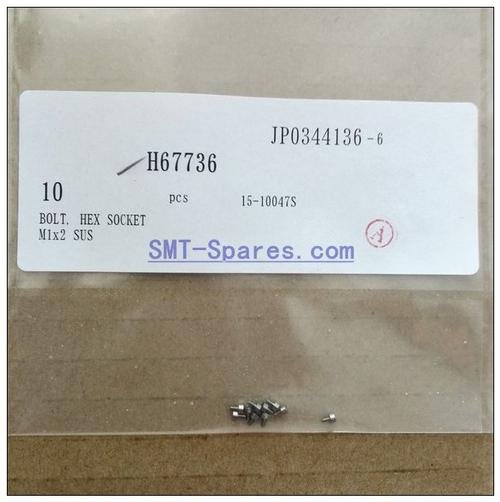 Fuji hex socket bolt h67736