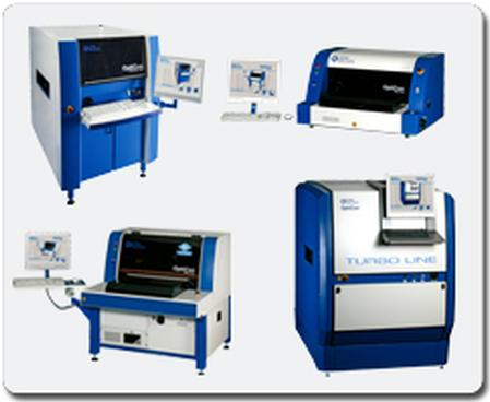 GOEPEL electronic's OptiCon systems can be applied for Automated Optical Inspection of assembled PCBs before as well as after the soldering process.