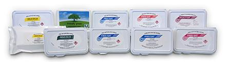 New Expanded Pre-saturated Cleanroom Wipes Line