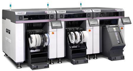 iFlex SMT Pick & Place Platform