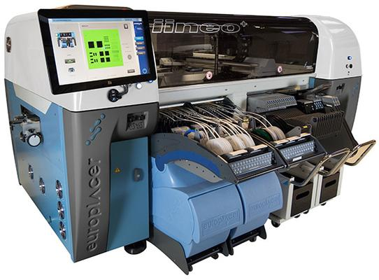 iineo+ Pick & Place System With Integrated Component Tester
