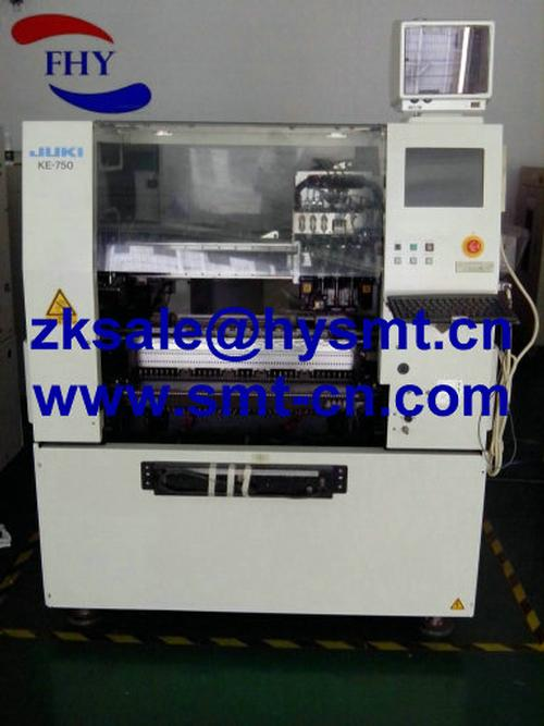 Juki juki 750 chip mounter