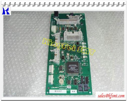 Juki  750 760 OPERATION PCB E86037250A0 for SMT Pick And Place Equipment