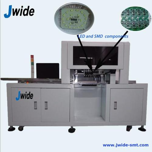 JW-6S pick and place machine