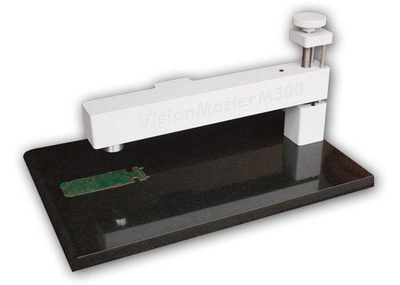 VisionMaster M500 - Manual Benchtop 3D Solder Paste Inspection System