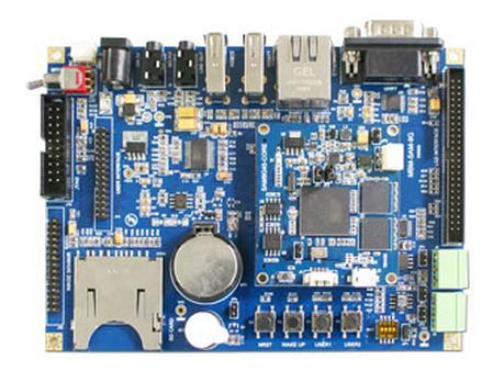 Atmel SAM9G45 Eval Kit