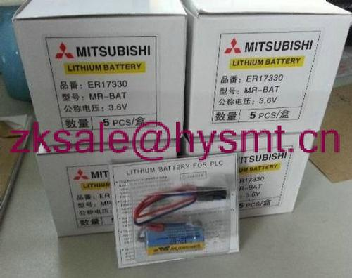 PANASONIC MR-BAT lithium battery(3.6V)