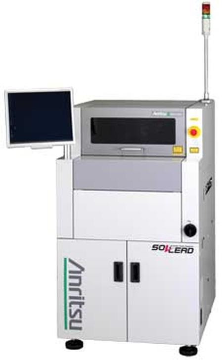 Anritsu 3D Solder Paste Inspection System