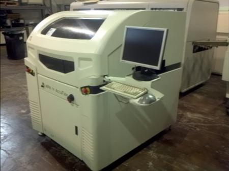 2007 MPM Accuflex Screen Printer