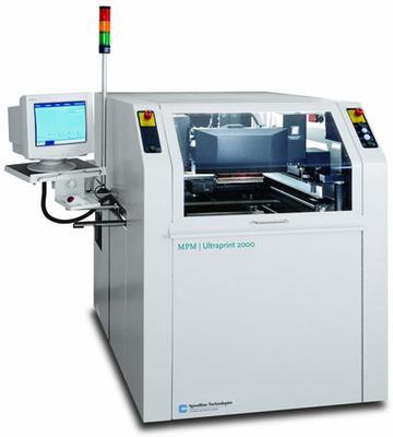 MPM UP-2000 Hi-E Screen Printer