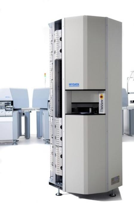 MYDATA SMD Tower, intelligent component storage solution .