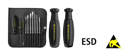 ESD Hand Tools from PB Swiss Tools