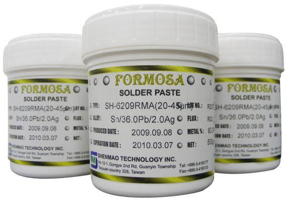 Formosa Tin Lead Solder Paste