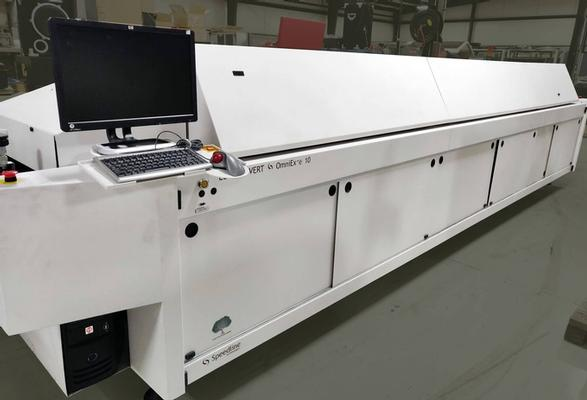 Electrovert Omni Excel 10 Reflow Oven