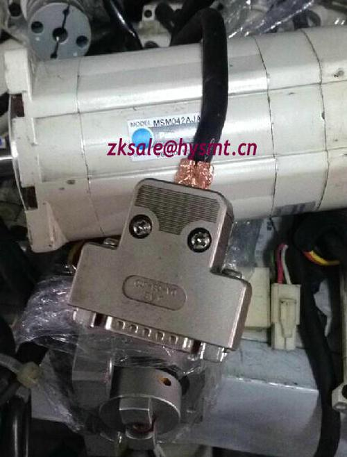 Panasonic smt motor MSM042AJA ON SALE