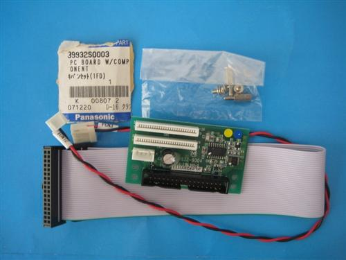 Panasonic 39932S00003 39932S0004 PC BOARD W/COMPONENT