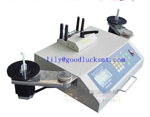 Intelligent SMD parts counter