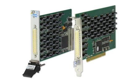 PCI Programmable Resistor & Relay Card (model 50-294).