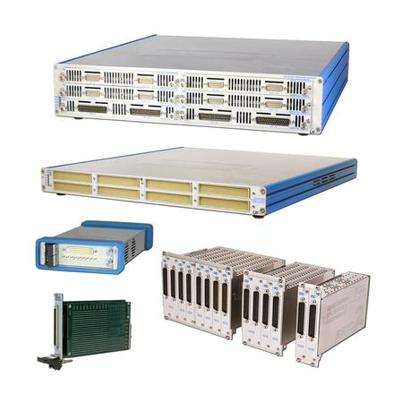 PXI & LXI switching and simulation solutions and software.