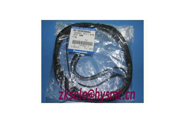 Panasonic panasonic square belt rubber 6