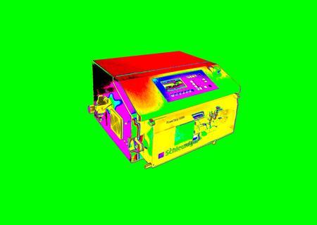 Schleuniger's PowerStrip 9500 Cut & Strip Machine