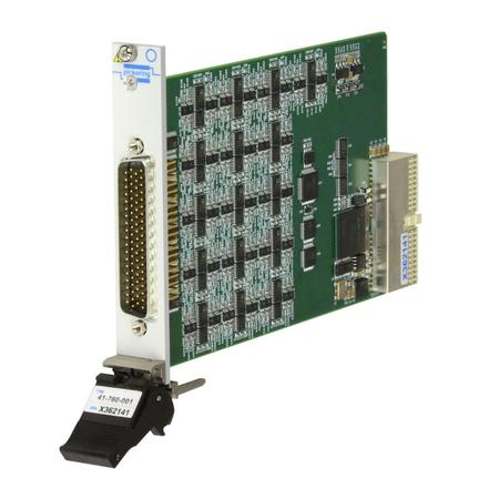 PXI Thermocouple Simulator Modules (series 41-760).