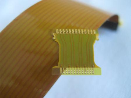 DuPont recently introduced Pyralux(r) TK flexible circuit material for high speed digital and high frequency applications.