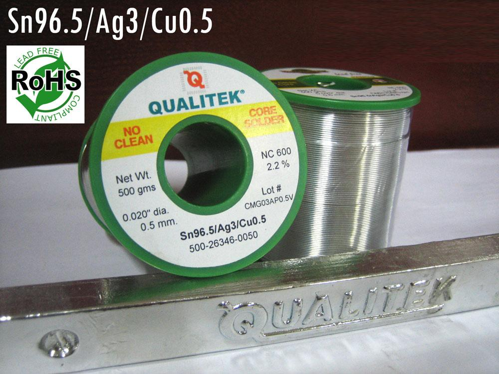 NC600 Lead-Free, No-Clean Solder Wire