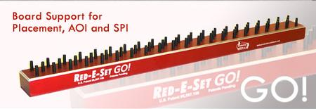 RED-E-SET GO! Board Support System