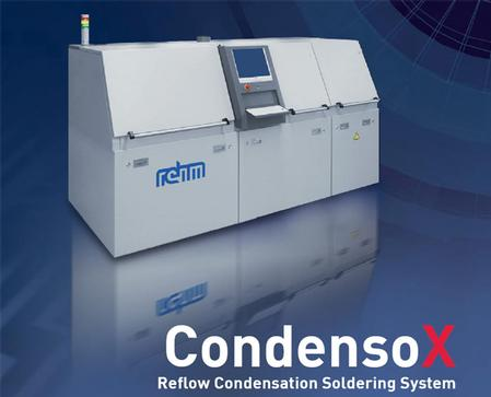 Condenso - Reflow Condensation Soldering System