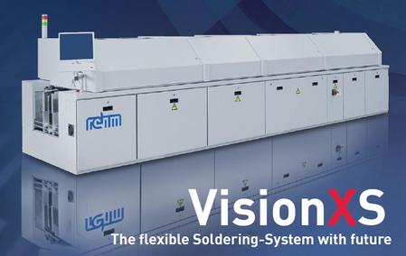 VisionXS - The flexible Soldering-System with future.