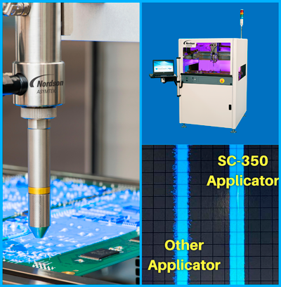 Select Coat® Conformal Coating Applicators - SC-350 Select Spray and the SC-300 Multi-Mode