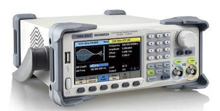 Siglent SDG6000X 500MHz AWG from Saelig