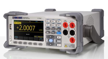 Siglent SDM3045X from Saelig
