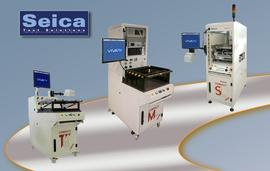 The COMPACT line of in-circuit and functional testers.