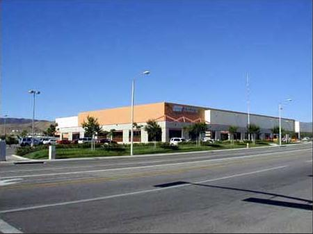 Senior Systems Technology's headquarters in Palmdale, CA.