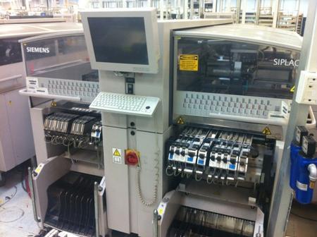 2006 Siemens HF/3 SMT Pick & Place