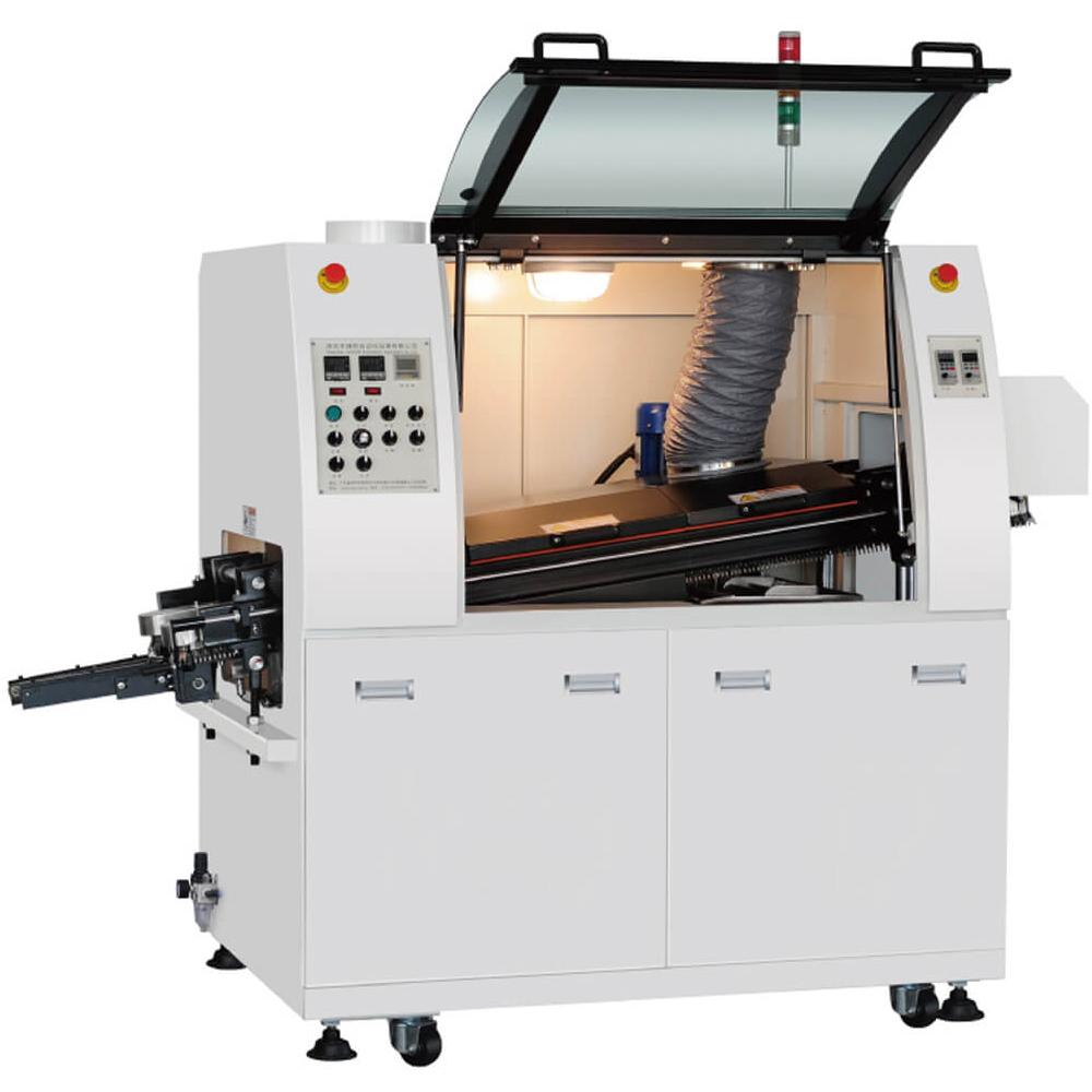 Smtmax Brand New Qm1000 Automatic Pick And Place Machine W Fly Oem Printed Circuit Board Assembly Service Include Smt Dip Cob Wire Langke Automation Equipmentsmdmachinecom Lead Free Wave Soldering