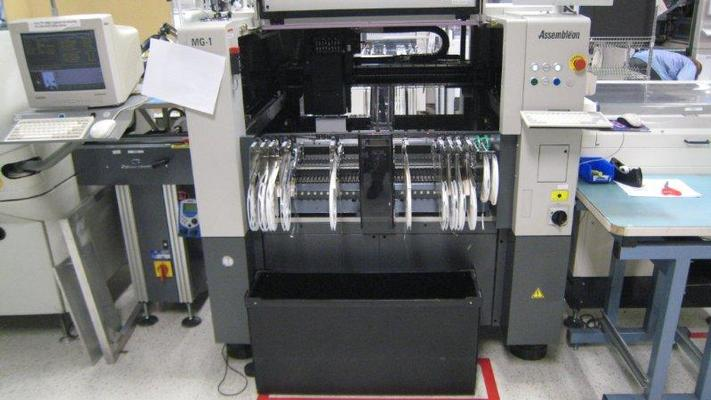 Pre-owned SMT Pick and Place Equipment