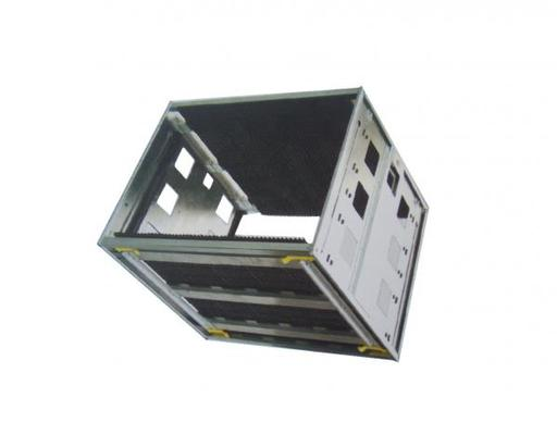 SMT Magazine Rack , PCB Rack Magazine for PCB Size 535*(50-390)mm Heat Resistant to 120℃