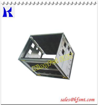 Surface Mount Techniques SMT Magazine Rack , PCB Rack Magazine for PCB Size 535*(50-390)mm Heat Resistant to 120℃