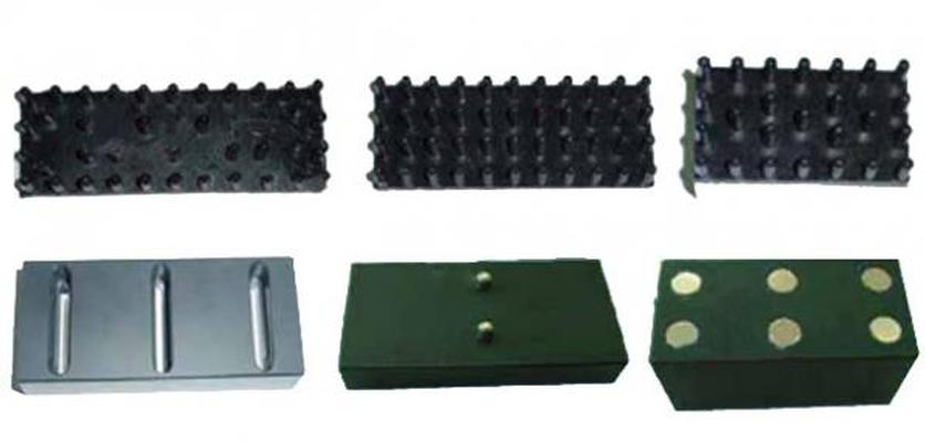 SMT PCB Support Pin Blocks Matrix