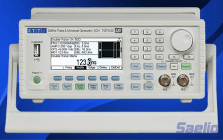 TGP3100 True Pulse Generator by AIM-TTi from Saelig