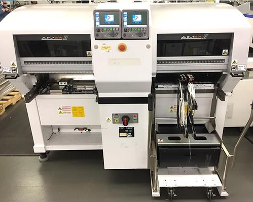 Fuji AIMEX-II Placement Machine (20