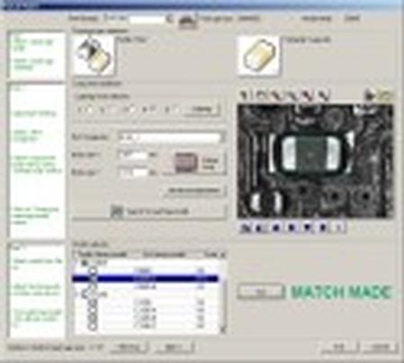 Match Maker Screen