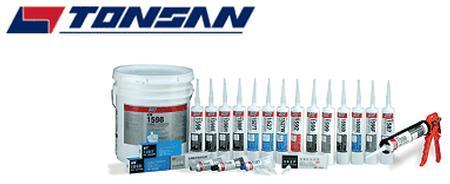 Tonsan sealants and potting compounds.